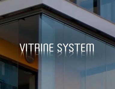 Vitrine System